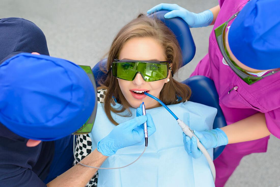 Zahnarzt-Tegel-Ubbelohde-Laser